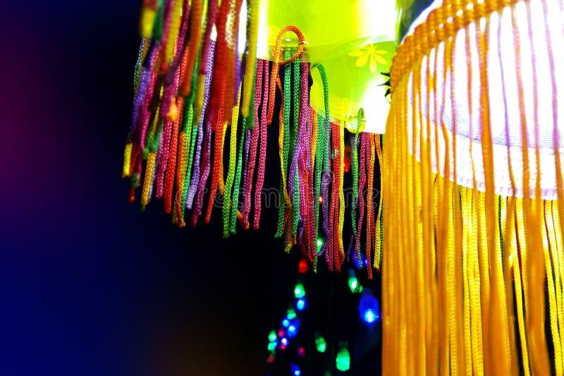 Diwali świąteczny światło i duchy zdjęcie stock
