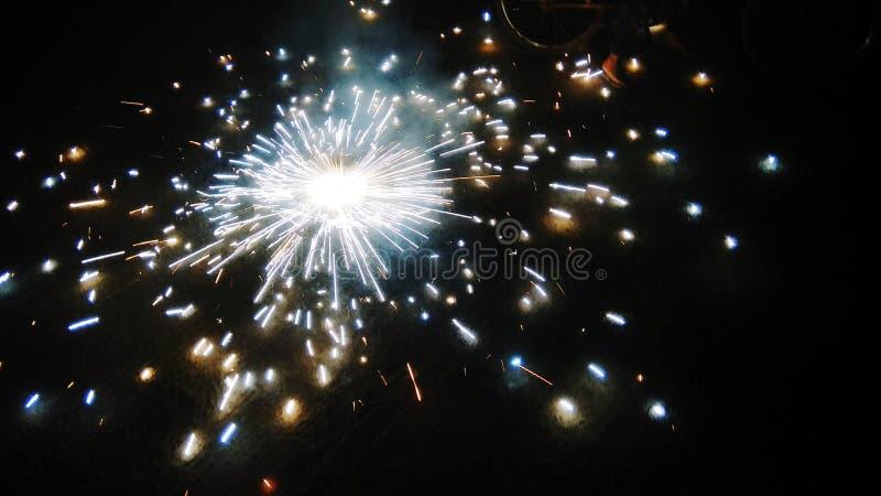 Diwali Świętowanie zdjęcie stock