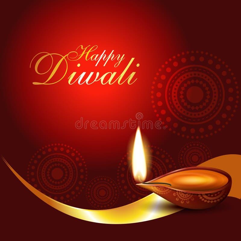 diwali ανασκόπησης απεικόνιση αποθεμάτων
