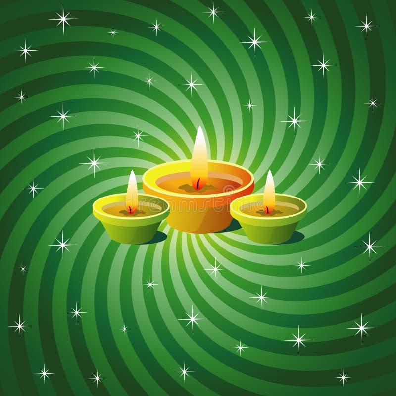 diwali предпосылки бесплатная иллюстрация