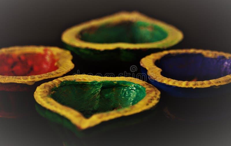 Diwali фестиваль света стоковая фотография rf