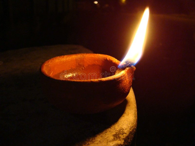 Diwali. In India People lite Diya on the occasion of Diwali so this is the DIYA