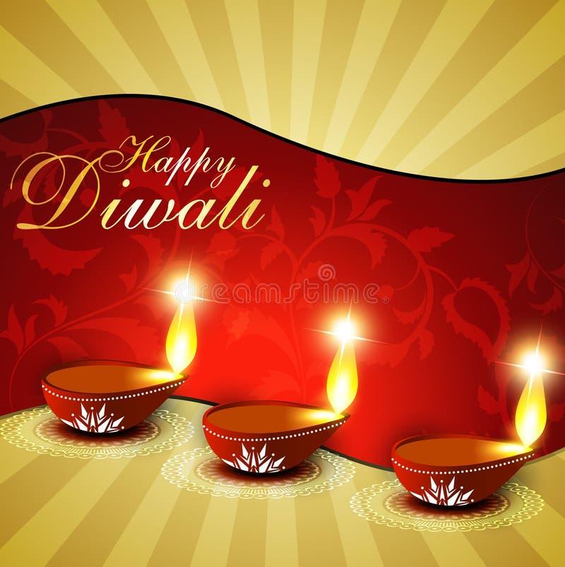 Download Diwali background stock vector. Illustration of decorative - 21704421