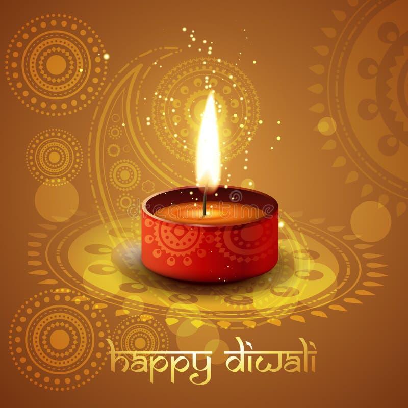 Diwali Background Stock Photo