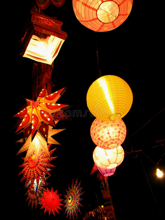 Diwali Decoration Royalty Free Stock Images