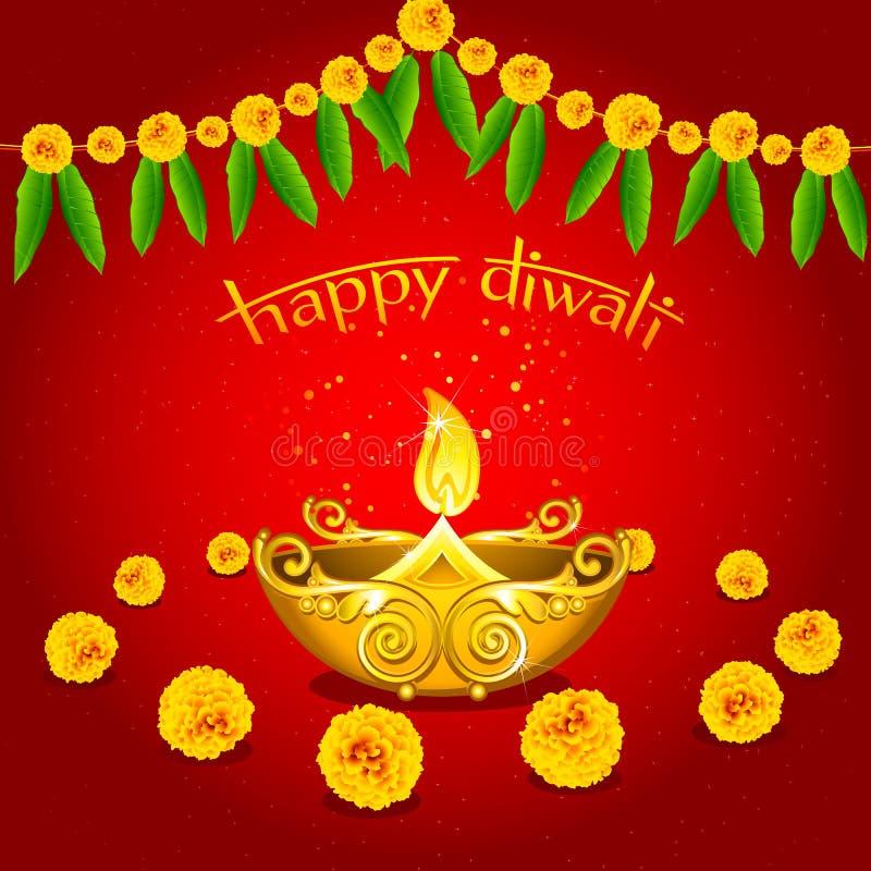 Download Diwali Diya stock vector. Illustration of auspicious - 21094481