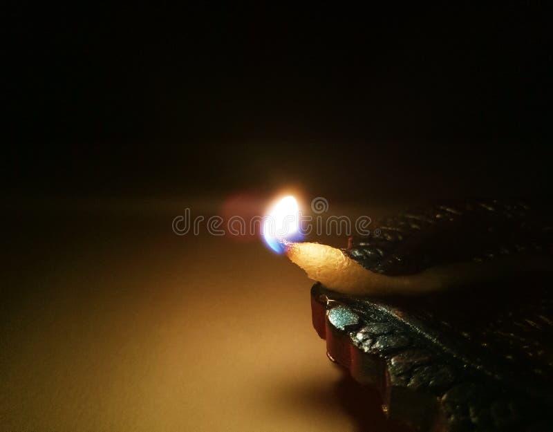 Diwali Festival Flame Light stock photos