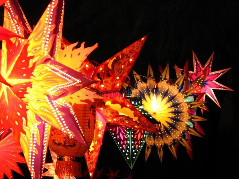 Diwali Laterne stockfoto