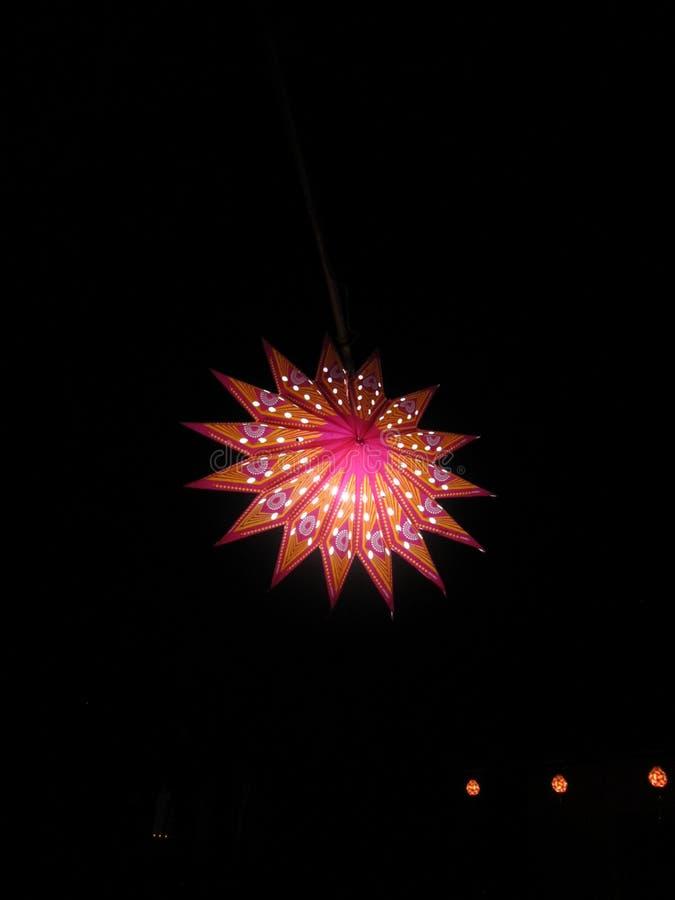 Diwali lykta fotografering för bildbyråer
