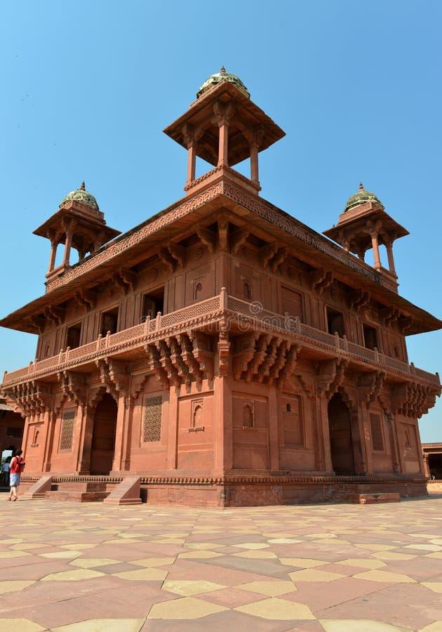 Diwan-i-Khas dans Fatehpur Sikri image stock