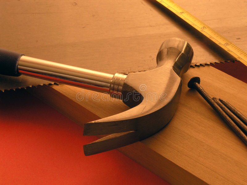 DIY, Tools for home improvement stock image