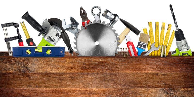 DIY wytłacza wzory kolaż deski drewnianego pojęcie zdjęcie royalty free