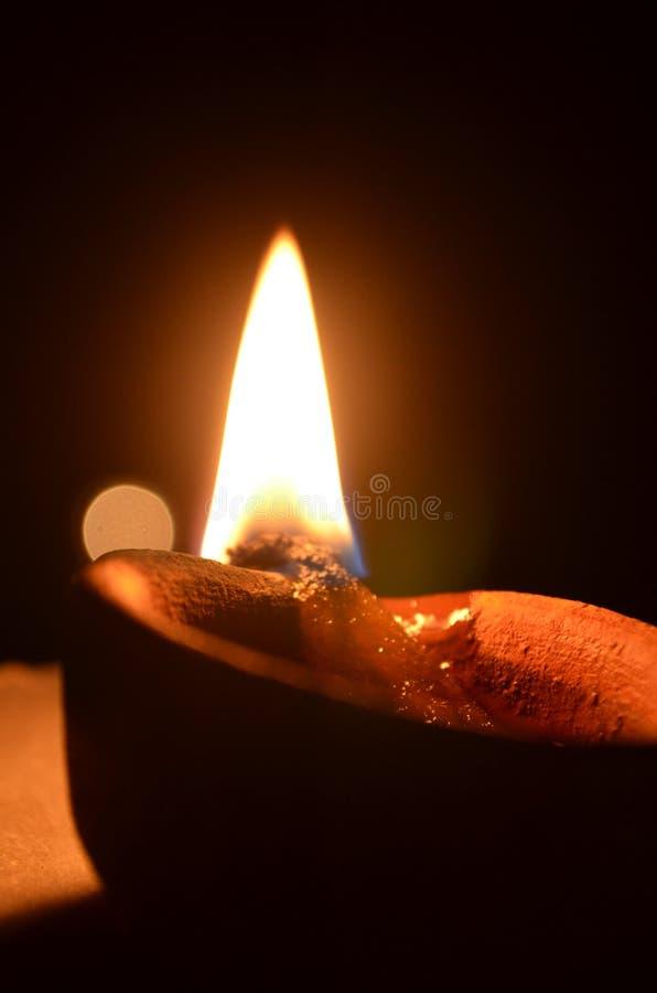 Diya de Diwali imágenes de archivo libres de regalías