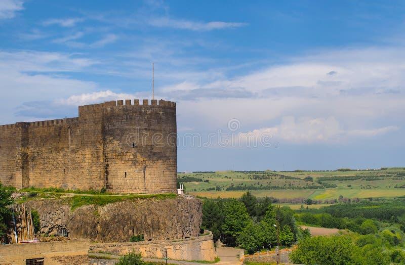 ` Diyarbakir, die Türkei historische sur ` Wände stockfoto