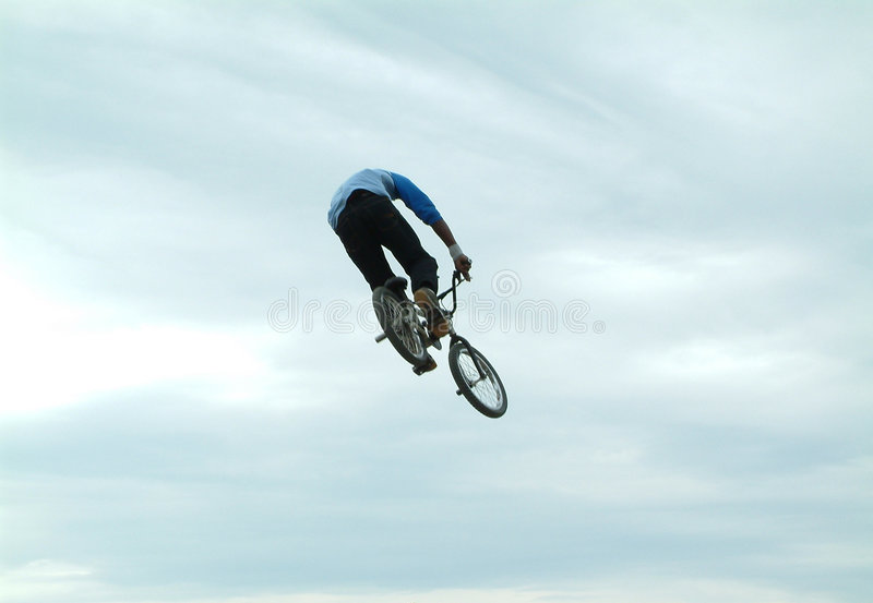 Dizzying Heights stock photography