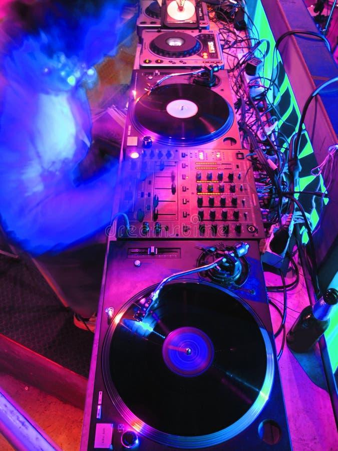 DJ το έτοιμο s στοκ εικόνα με δικαίωμα ελεύθερης χρήσης