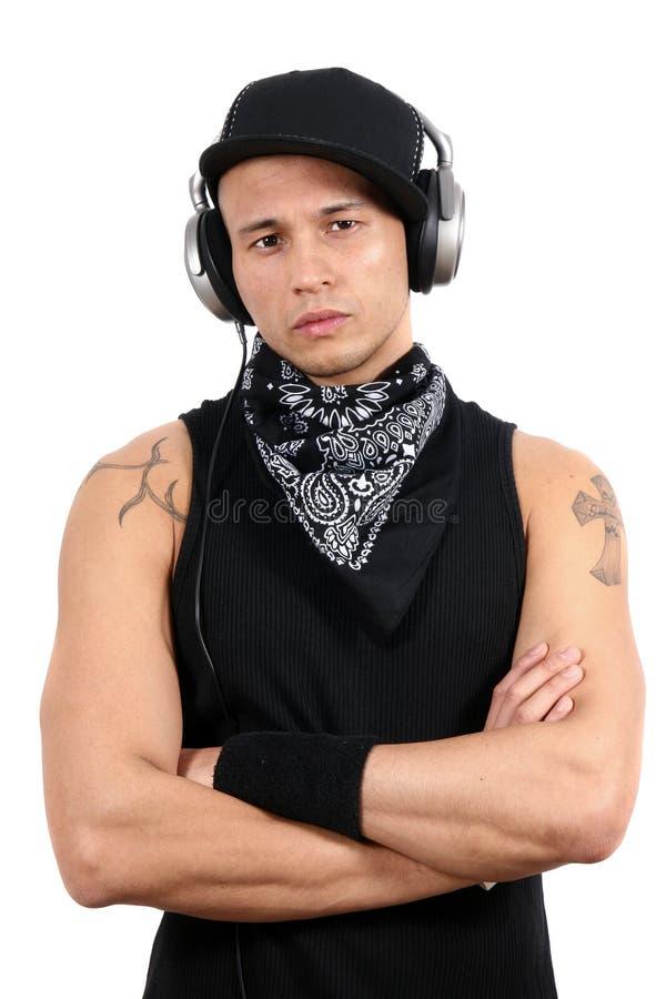 DJ Φιλιππίνος στοκ εικόνες