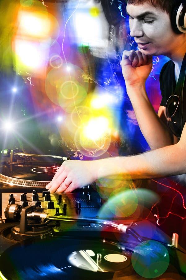 DJ imagen de archivo