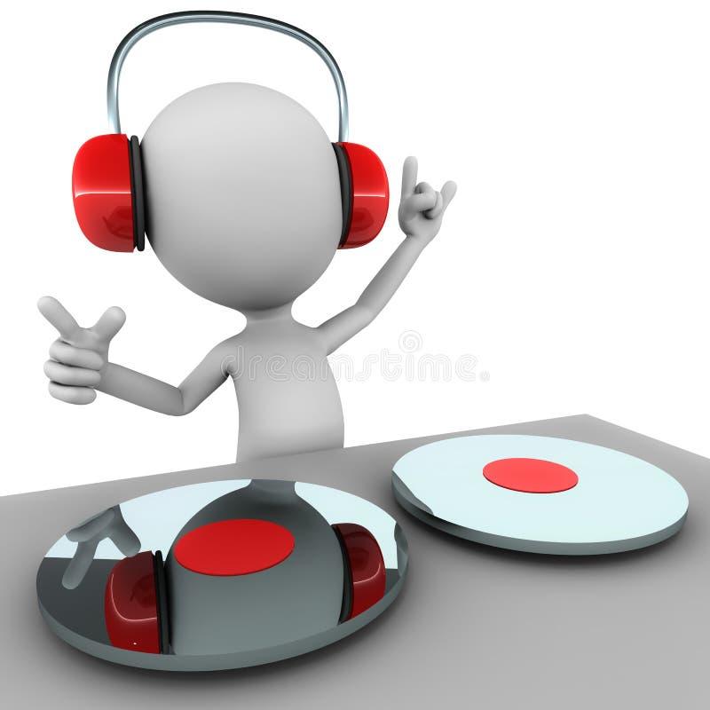 Free DJ Royalty Free Stock Photography - 30745957