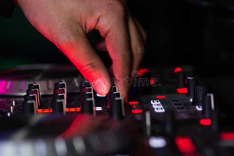 DJ stockfotografie