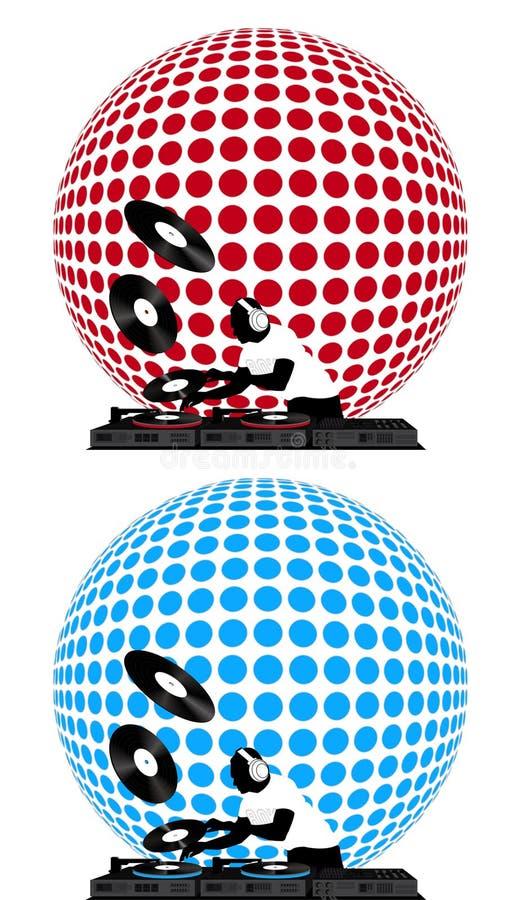 Free Dj And Disco Ball Stock Photos - 7554463