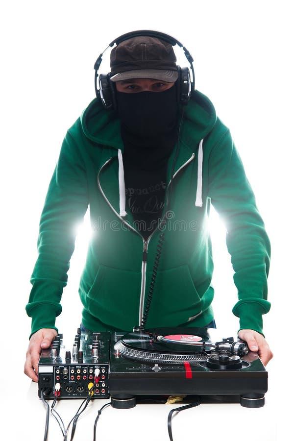 Verein DJ lizenzfreie stockbilder