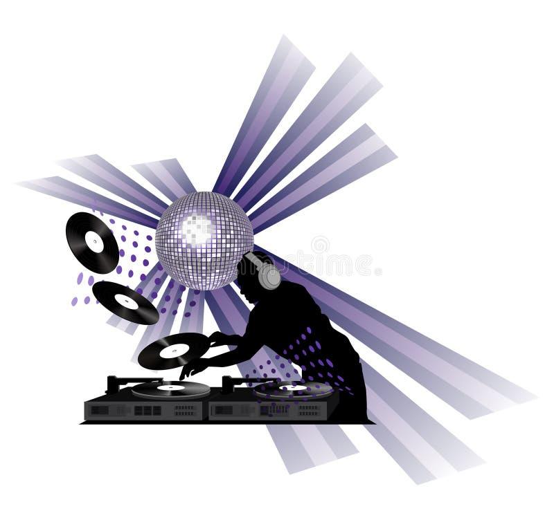 DJ Clipart libre illustration