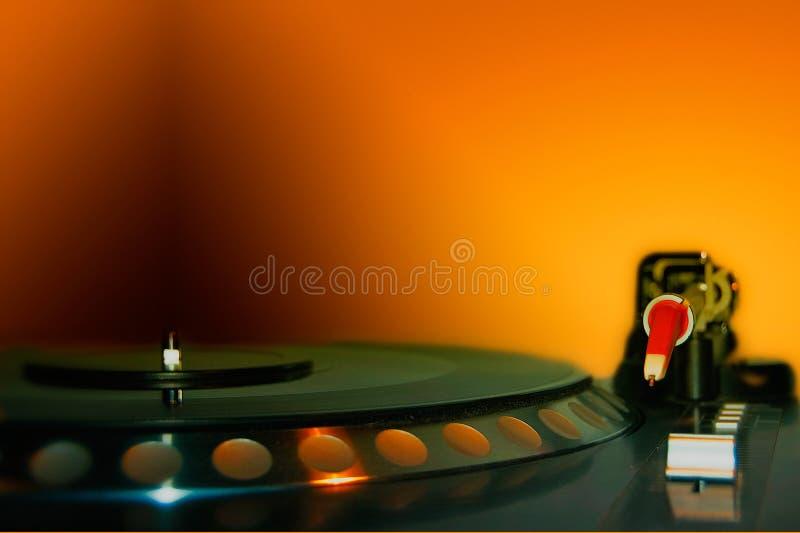 dj-instrument royaltyfria bilder