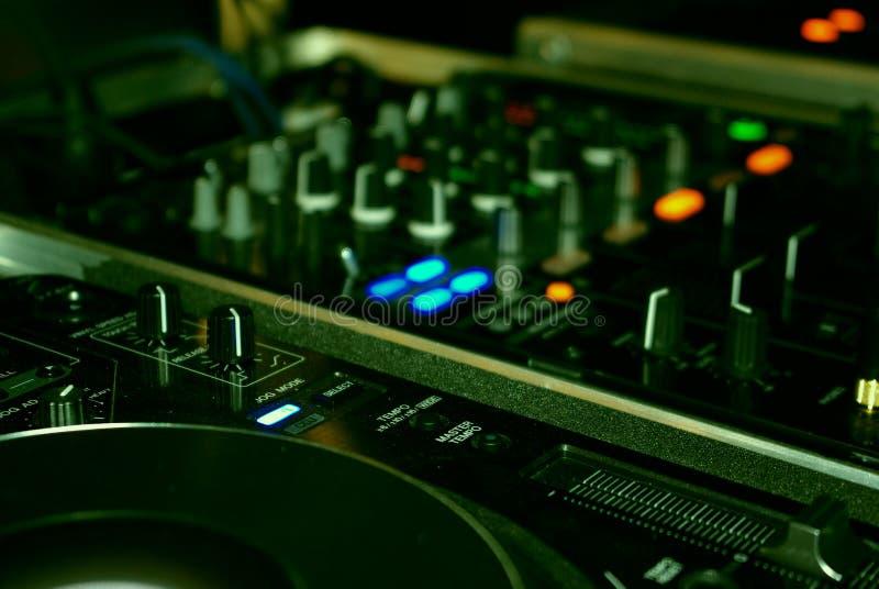 Download Dj mixing stock image. Image of hand, club, clubbing, dark - 2997319