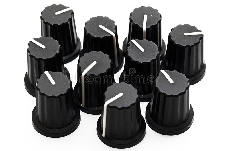 Download Dj Mixing Console Accessories Stock Image - Image: 7176519