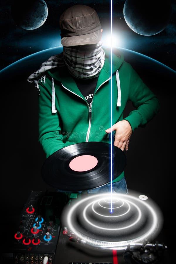 Clube DJ fotos de stock royalty free