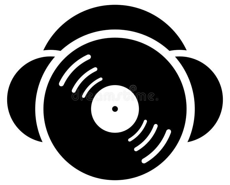 DJ podpisuje ilustracji