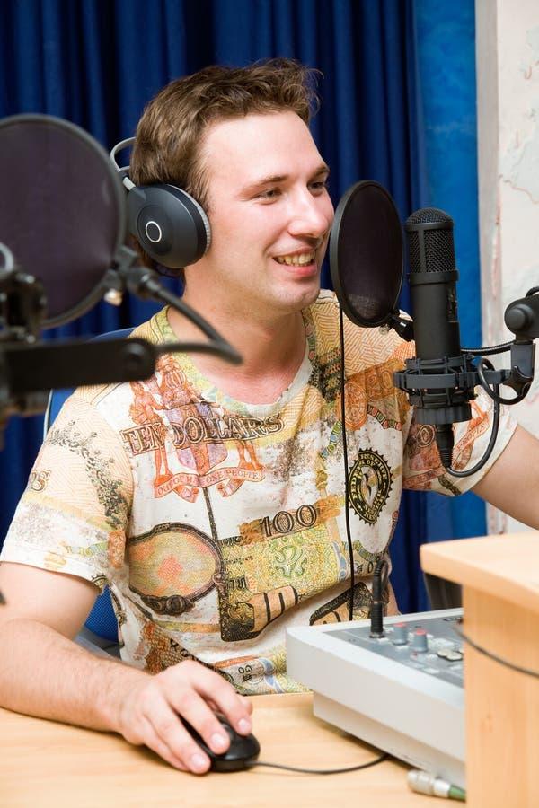 dj radio zdjęcie royalty free