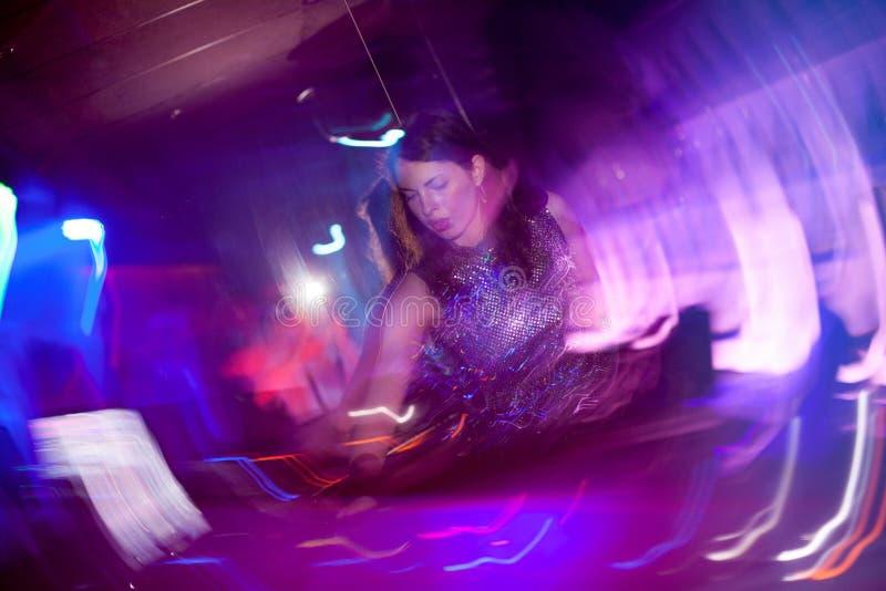 dj-utrustningmusik s fotografering för bildbyråer