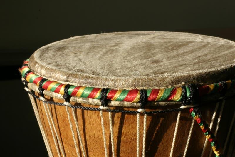Download Djembe imagem de stock. Imagem de hide, batida, bongo, pele - 57489