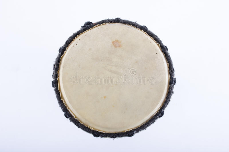 Djembe bębenu rytmu muzyczny instrument obraz royalty free