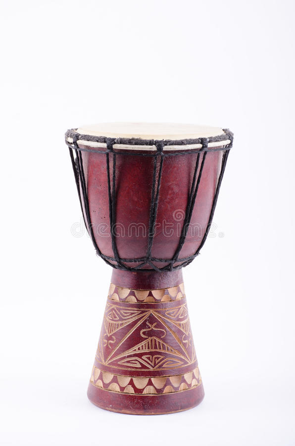 Djembe drum rhythm music instrument royalty free stock images