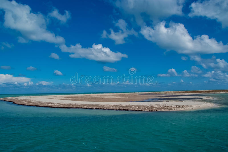 Djerba ö, Tunisien royaltyfria foton