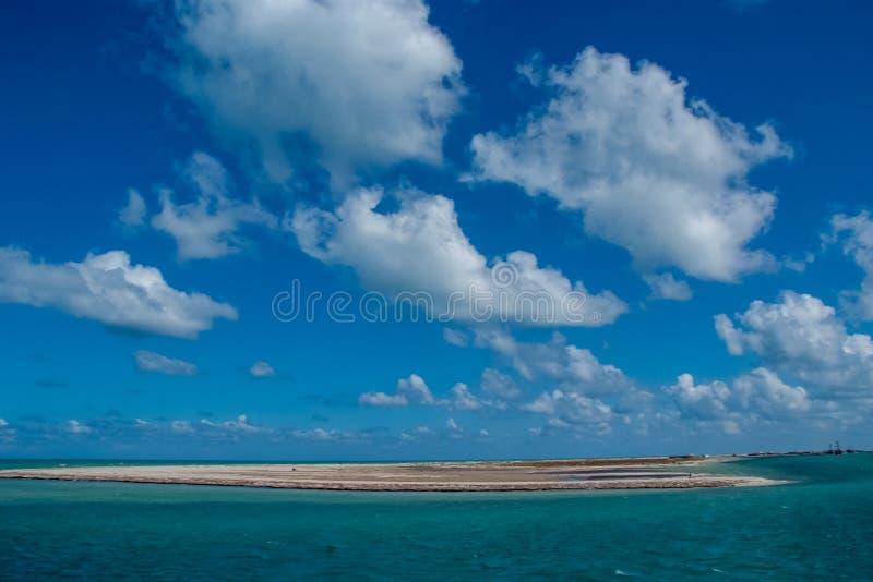 Djerba island, Tunisia. View at Djerba island, Tunisia royalty free stock images