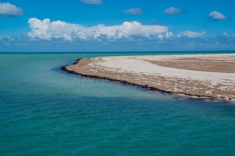 Djerba island, Tunisia. View at Djerba island, Tunisia stock photo