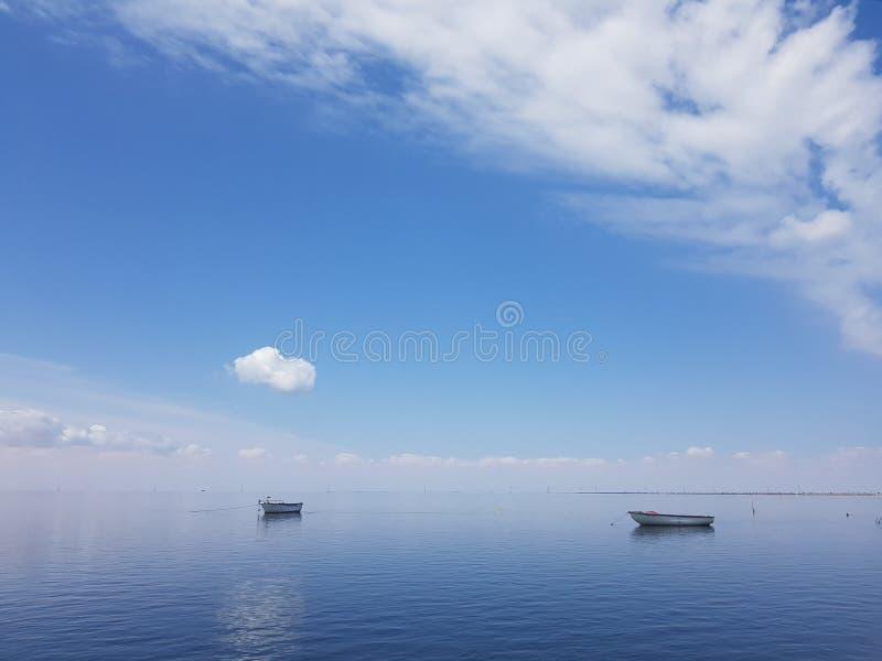 Djerba sea in the morning. Djerba island tunisia south nice stock photography