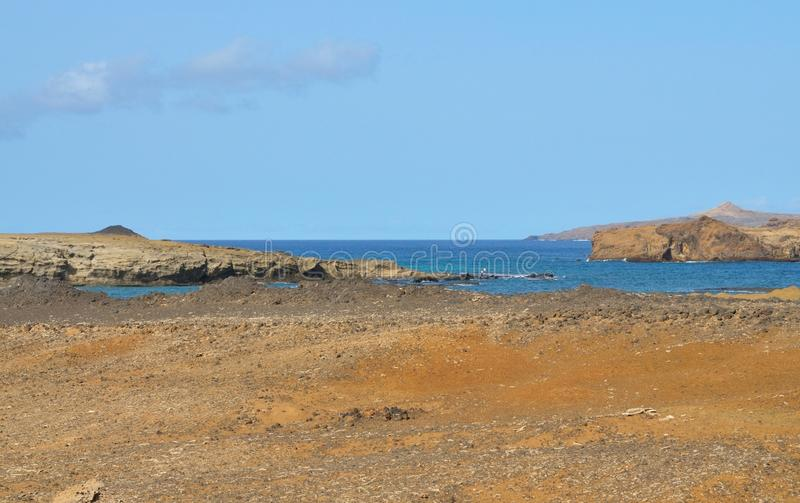 Download Djeu dans Cabo Verde image stock. Image du nuages, océan - 56476669