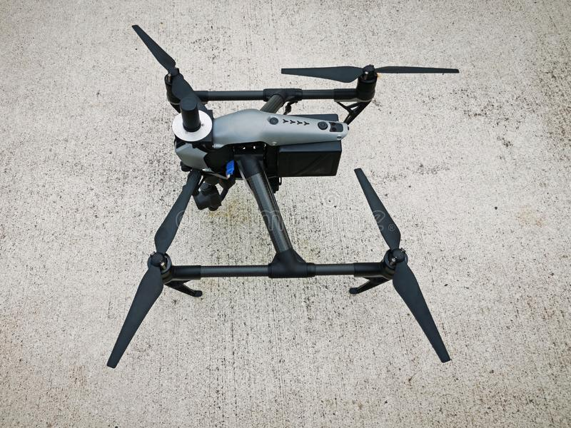 DJI Inspire 2 Drone lizenzfreies stockfoto