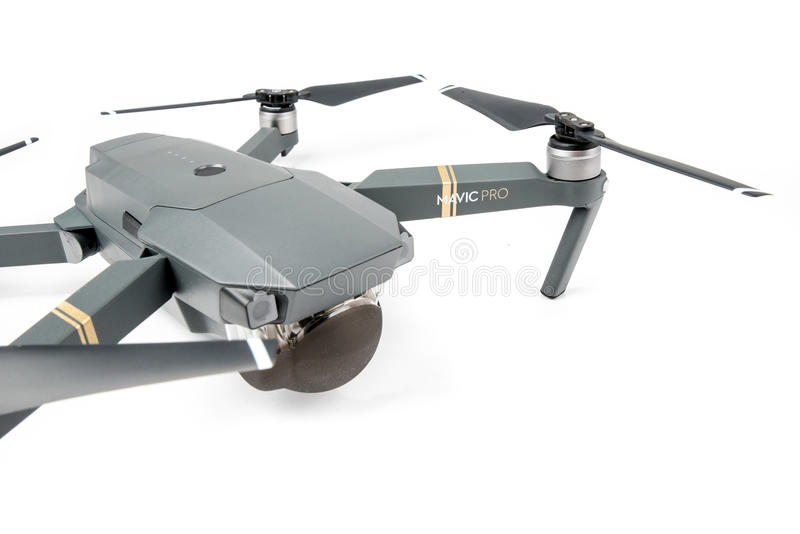 DJI Mavic Pro drone stock photos