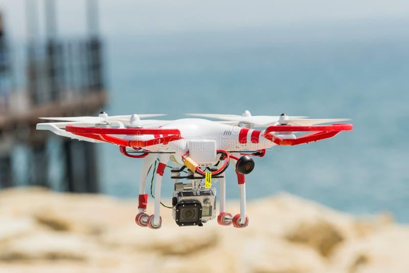 DJI Phantom drone royalty free stock photos
