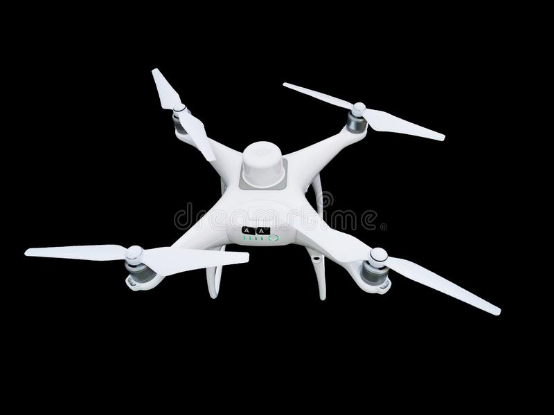 DJI Phantom 4 RTK Drone imagem de stock