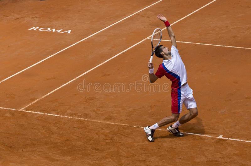 Djokovic Editorial Stock Photo
