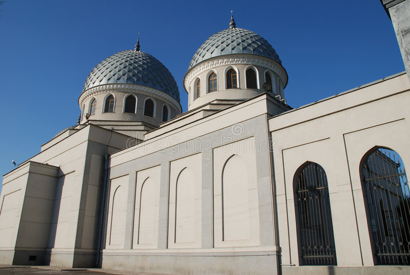 djuma meczetu obraz stock
