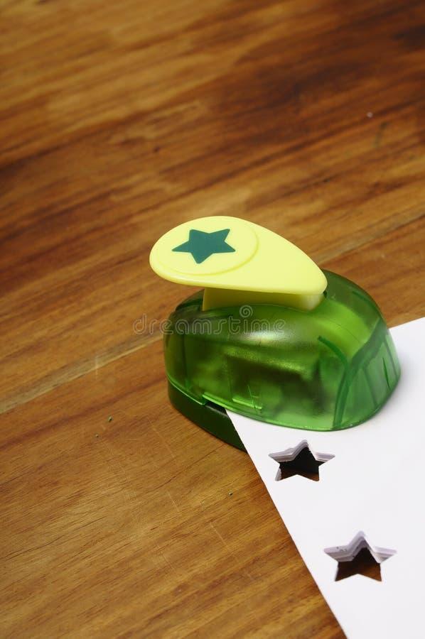 Dla papierowy scrapbooking zielona target512_0_ maszyna zdjęcia royalty free