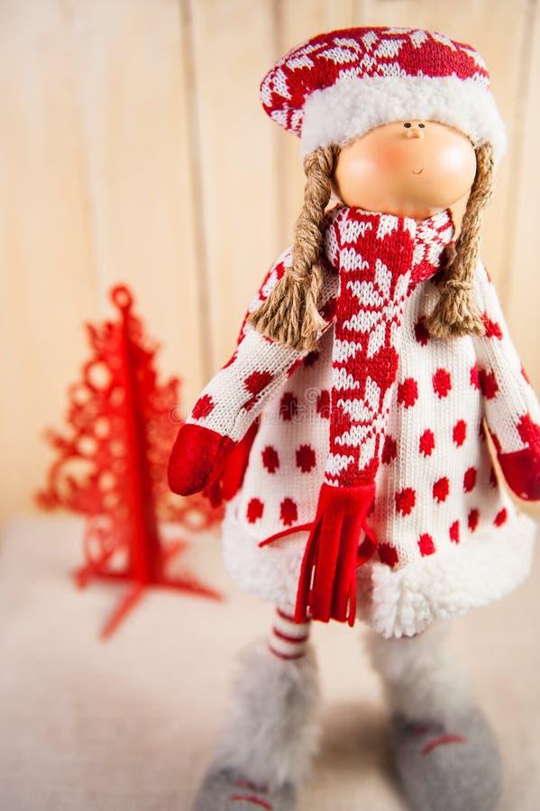 Dla Santa lali bożenarodzeniowy czekanie zdjęcie stock